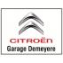 Citroen Garage Demeyere_logo